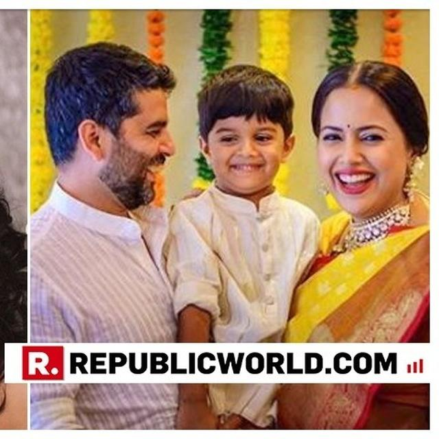 SAMEERA REDDY BLESSED WITH A BABY GIRL, SHARES FIRST PICTURE