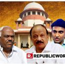 KARNATAKA CRISIS: 5 MORE CONGRESS MLAS MOVE SUPREME COURT AGAINST SPEAKER NOT ACCEPTING THEIR RESIGNATIONS