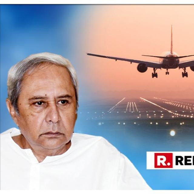 CM URGES CENTRE FOR DIRECT FLIGHT BETWEEN BHUBANESWAR & DUBAI