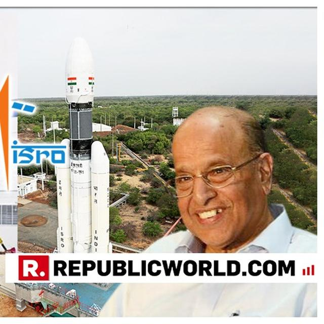 CHANDRAYAAN 2: FORMER ISRO CHIEF DR. K KASTURIRANGAN CALLS CHANDRAYAAN 2 'INDIA'S  MOST AMBITIOUS LAUNCH YET' AS ISRO STARTS THE COUNTDOWN TO THE LAUNCH