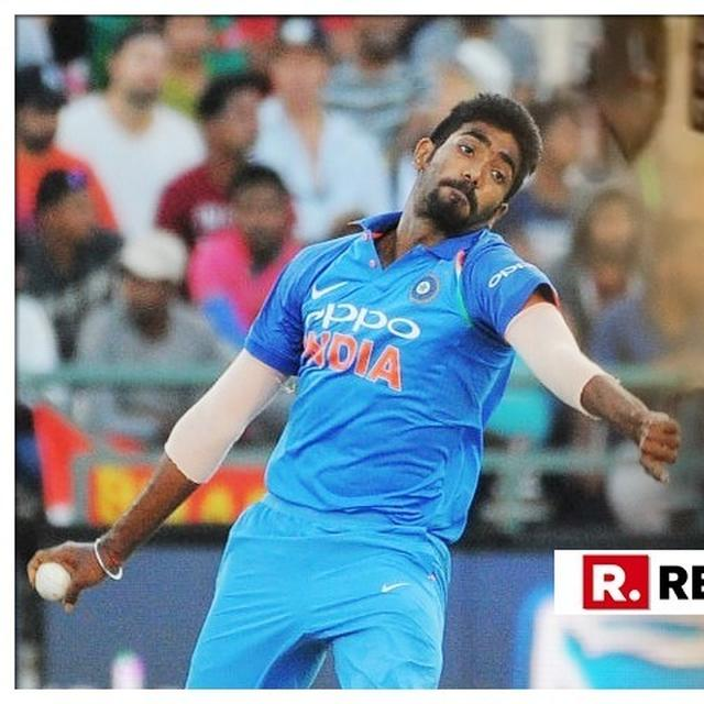 MUST WATCH: THIS VIDEO OF AN ELDERLY FAN IMITATING JASPRIT BUMRAH'S UNIQUE BOWLING ACTION WILL SURELY MAKE YOUR DAY