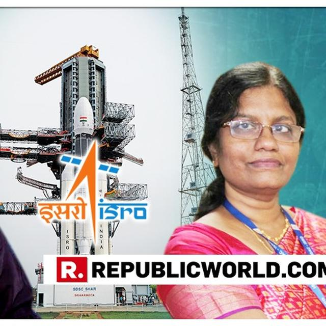 CHANDRAYAAN 2: MEET THE 'ROCKET WOMEN' DIRECTORS INCHARGE OF INDIA'S AMBITIOUS LUNAR MISSION TO ITS SOUTH POLE