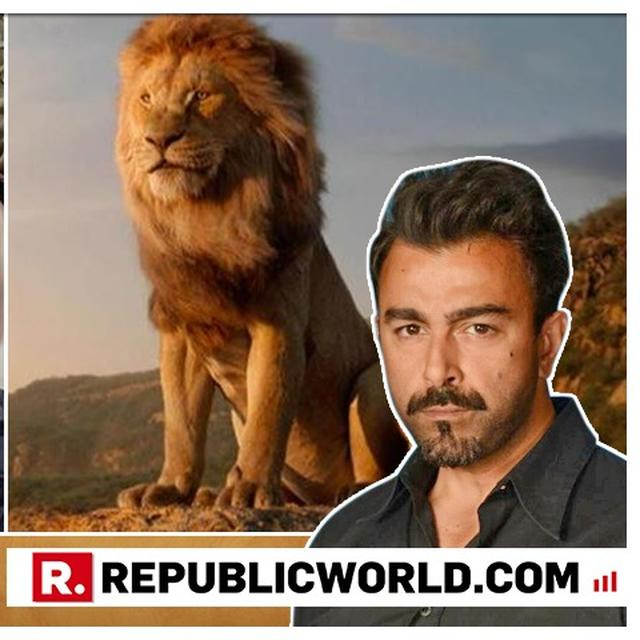 'THE LION KING': PAKISTAN ACTOR SHAAN SHAHID FACES FANS' WRATH AFTER HE SLAMS SHAH RUKH KHAN'S VOICE SAYING 'DON'T DESTROY AN ICONIC FILM WITH HINDI DUB'