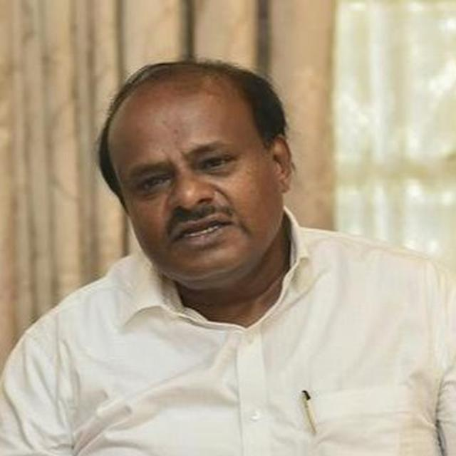 KARNATAKA BJP ASKS KUMARASWAMY TO RESIGN IMMEDIATELY
