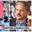 'GOD IS AN ENGLISHMAN': ANAND MAHINDRA'S REACTION AS ENGLAND WINS WORLD CUP 2019 CAN'T BE MISSED