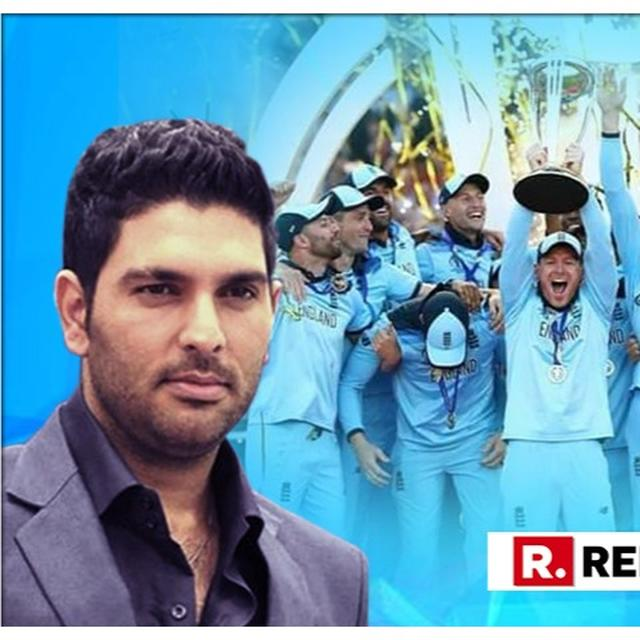 WORLD CUP | HERE'S YUVRAJ SINGH AND MOHAMMAD KAIF'S VIEW ON THE CONTROVERSIAL SUPER OVER BOUNDARIES RULE THAT SAW ENGLAND OVERCOME NEW ZEALAND