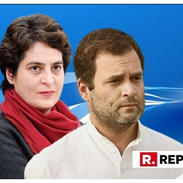 SCOOP: PRIYANKA GANDHI VADRA TO BE ELEVATED DESPITE CONGRESS MASS RESIGNATIONS, LIKELY TO BE GIVEN FULL CHARGE OF UTTAR PRADESH