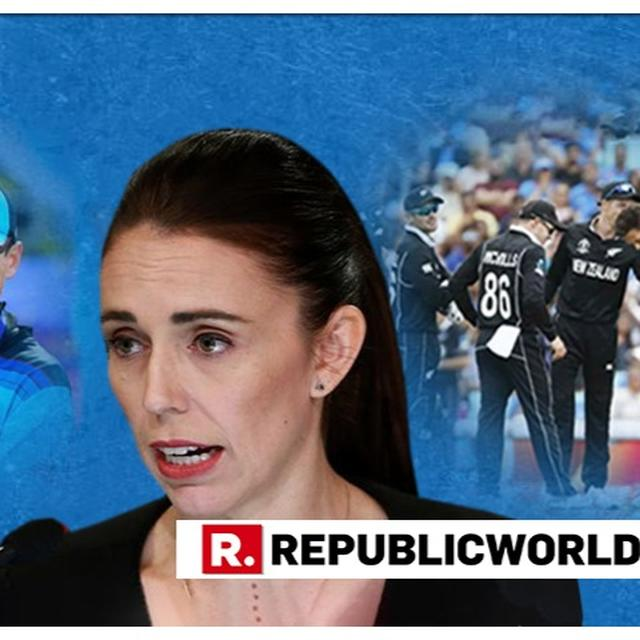 WORLD CUP | 'TRAUMATISED': NEW ZEALAND PM JACINDA ARDERN SHARES HER COUNTRY'S VIEW ON THE MANNER OF ENGLAND'S WIN OVER NEW ZEALAND