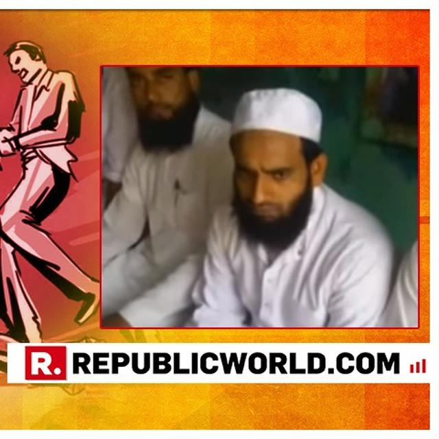 SHOCKING: MUSLIM CLERIC ATTACKED IN UP'S MUZAFFARNAGAR AND FORCED TO CHANT 'JAI SHRI RAM""