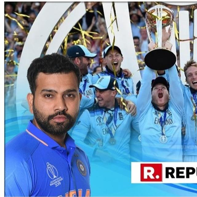 TEAM OF CRICKET WORLD CUP 2019 ANNOUNCED: ROHIT SHARMA & JASPRIT BUMRAH MAKE IT TO WORLD CUP XI