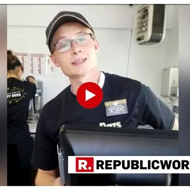 WATCH: US ICE-CREAM SHOP EMPLOYEE TAKES INTERNET BY STORM WITH HIS FLAWLESS TELUGU, CUSTOMERS LEFT SPEECHLESS