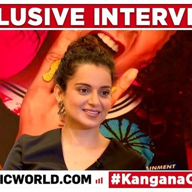 KANGANA RANAUT INTERVIEW | 'ONE HAS TO TAKE A STAND WHEN MEDIA CROSSES CRITICISM-INSULT LINE': KANGANA HOLDS HER GROUND OVER 'TRICKY' RELATIONSHIP