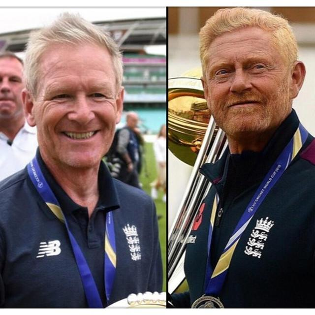 ENGLAND'S WORLD CUP-WINNERS TURN VETERANS, ICC SAYS 'THAT'S WHAT A SUPER OVER WILL DO TO YOU' JOINING IN THE AGE CHALLENGE FUN