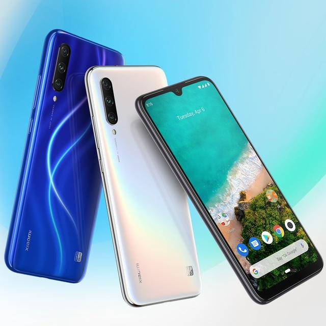 THE XIAOMI MI A3 BRINGS BACK THE HEADPHONE JACK AND STORAGE EXPANSION, ADDS THREE REAR CAMERAS INTO THE MIX
