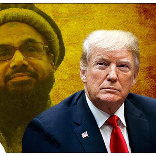 10-YEAR SEARCH? DONALD TRUMP CLAIMS CREDIT FOR HAFIZ SAEED'S ARREST IN BLUNDER-FILLED STATEMENT, CITES US PRESSURE ON PAKISTAN
