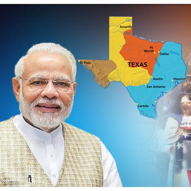 'HOWDY MODI' SUMMIT: HOUSTON'S TEXAS INDIA FORUM PREPARES TO WELCOME PM MODI DURING HIS VISIT TO US IN SEPTEMBER