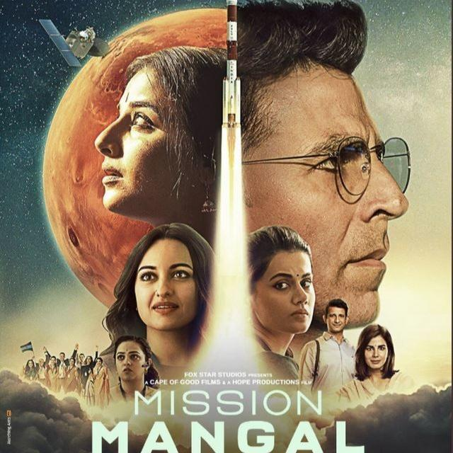 'MISSION MANGAL' TRAILER: THE AKSHAY KUMAR-VIDYA BALAN-TAAPSEE PANNU STARRER SKILLFULLY PORTRAYS INDIA'S FIRST INTERPLANETARY MISSION IN A PATRIOTIC DRAMA