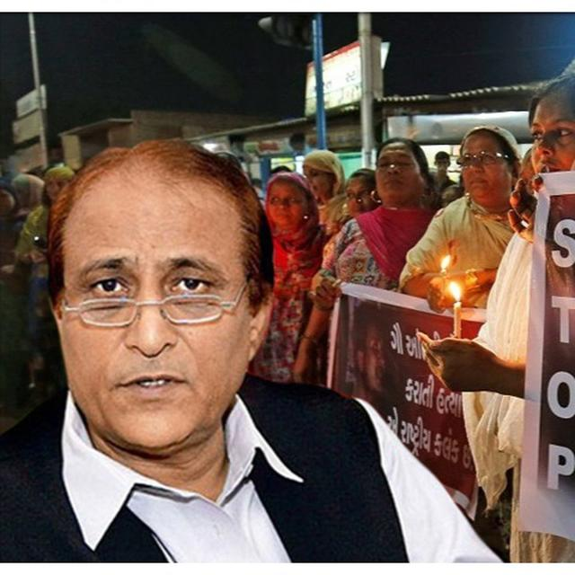 AZAM KHAN MAKES SHOCKING ANTI-NATIONAL COMMENT OVER LYNCHING IN BIHAR'S SARAN, SAYS 'WE ARE PAYING THE PRICE FOR STAYING IN INDIA AFTER PARTITION'