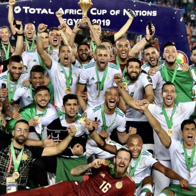 ALGERIA BEAT SENEGAL TO CLINCH AFRICAN CUP OF NATIONS FOR FIRST TIME IN 30 YEARS