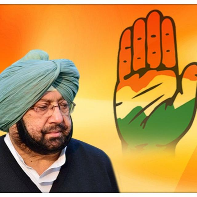 PUNJAB CM CAPTAIN AMARINDER SINGH ACCEPTS NAVJOT SINGH SIDHU'S 'ONE LINE' RESIGNATION, FORWARDS IT TO GOVERNOR