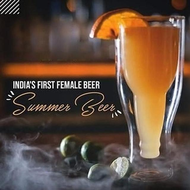 PUB IN GURUGRAM LAUNCHES FIRST-EVER 'FEMALE BEER', FILLS NETIZENS WITH FURY