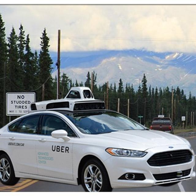 RIDE MENU: ALASKA-BASED UBER DRIVER OFFERS CUSTOMISED RIDE OPTIONS RANGING FROM 'ROAD RAGE' TO 'COMPLETE SILENCE', NETIZENS HAVE MADE THEIR CHOICE