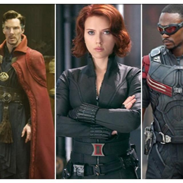 MCU PHASE 4: FROM 'BLACK WIDOW' TO 'DOCTOR STRANGE IN THE MULTIVERSE OF MADNESS', FULL LIST OF FILMS TO BE RELEASED UNDER MARVEL-DISNEY BANNER