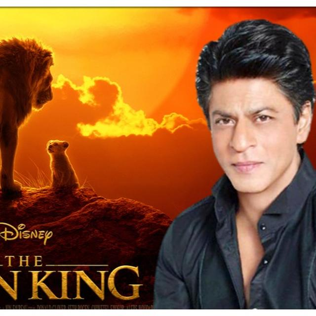 'THE LION KING': SHAH RUKH KHAN OVERWHELMED WITH THE RESPONSE, THANKS HIS CO-STARS FOR 'BRINGING FILM TO LIFE IN HINDI'