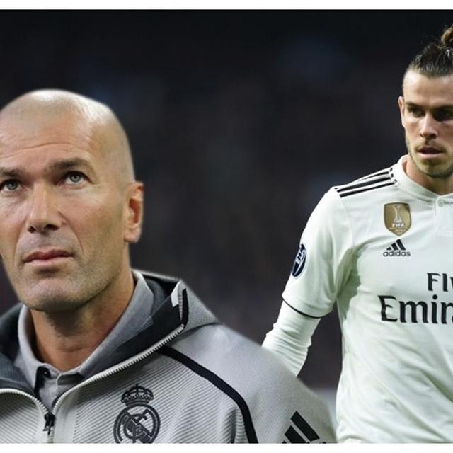 ZINEDINE ZIDANE FUELS SPECULATIONS OF GARETH BALE'S EXIT FROM REAL MADRID, SAYS HE 'COULD LEAVE IN A MATTER OF DAYS'
