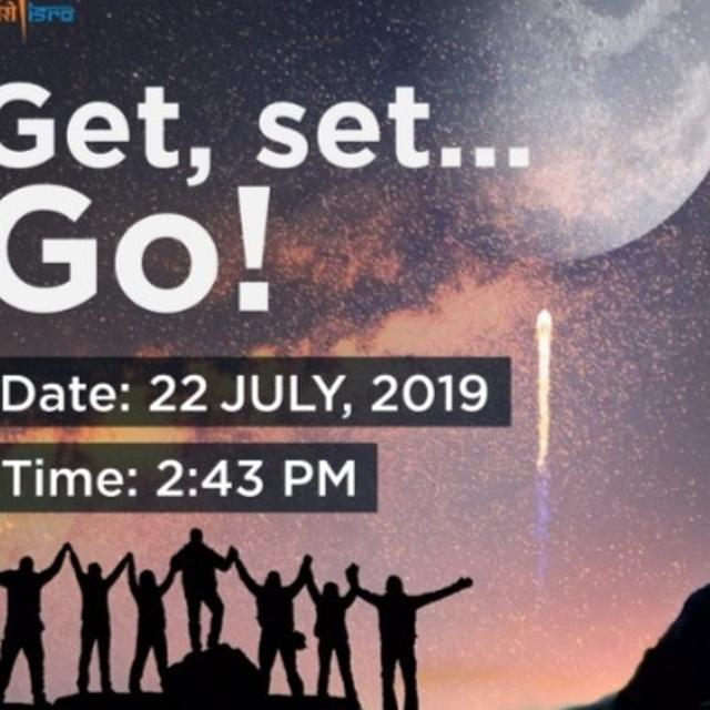ISRO Chandrayaan 2 Set To Take Off At 2:43 PM For Second Moon Mission: How To Watch LiveStream On Android, iOS, and PCs