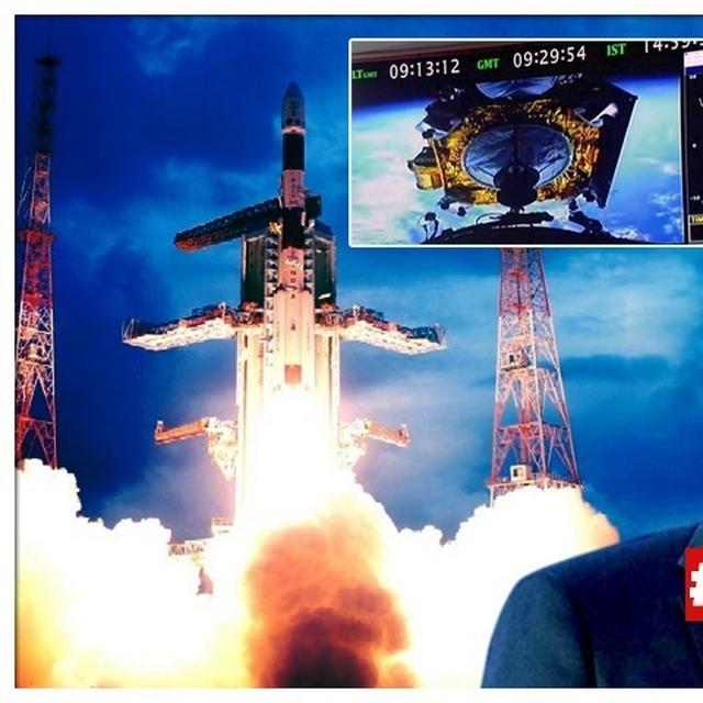 """CHANDRAYAAN-2 LAUNCH 