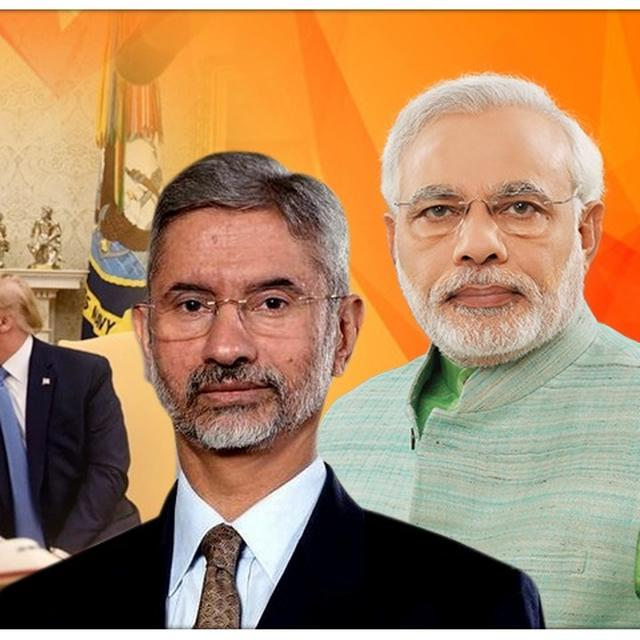 MEA CALLS OUT DONALD TRUMP'S LIE ON KASHMIR MEDIATION, SAYS 'NO REQUEST MADE BY PM MODI TO US PRESIDENT'