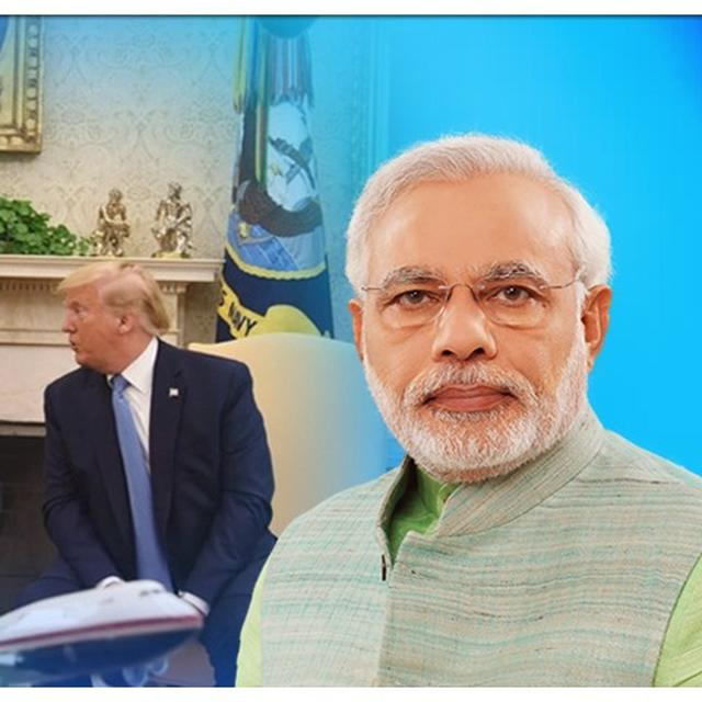 AFTER DONALD TRUMP'S 'KASHMIR MEDIATION' LIE, US IN DAMAGE CONTROL MODE, ISSUES STATEMENT BACKING PM MODI-LED GOVERNMENT