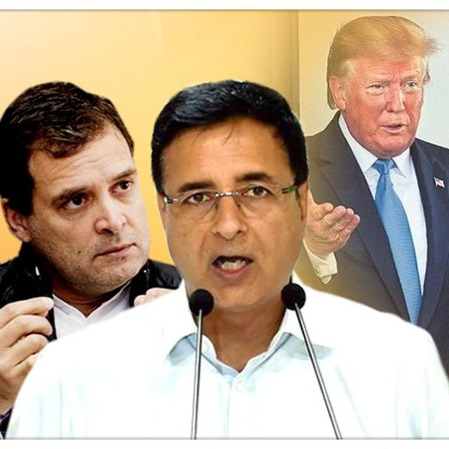CONGRESS UPHOLDS DONALD TRUMP'S OBVIOUS MEDIATION LIE DESPITE MEA'S CLARIFICATION, LIKELY TO RAISE MATTER IN PARLIAMENT