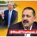 'PAKISTAN DOWN AND OUT, TRYING TO FIND TRUMP CARD IN TRUMP': MOS PMO DR JITENDRA SINGH DISMISSES IMRAN KHAN-DONALD TRUMP MEET & OPPOSITION'S FURY
