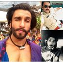 RANVEER SINGH'S SELFIE GAME WINS THE INTERNET, FROM 'JAALI CHAPLIN' TO 'HANDSOME LADDU' NETIZENS CAN'T DECIDE WHICH CHARACTER'S THE BEST