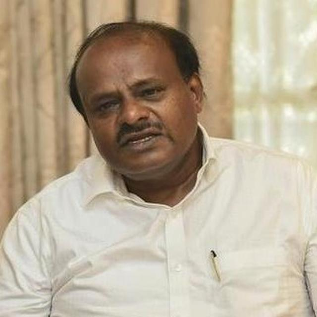 NO ONE CAN GIVE STABLE GOVT IN PRESENT CIRCUMSTANCES, SAYS KUMARASWAMY