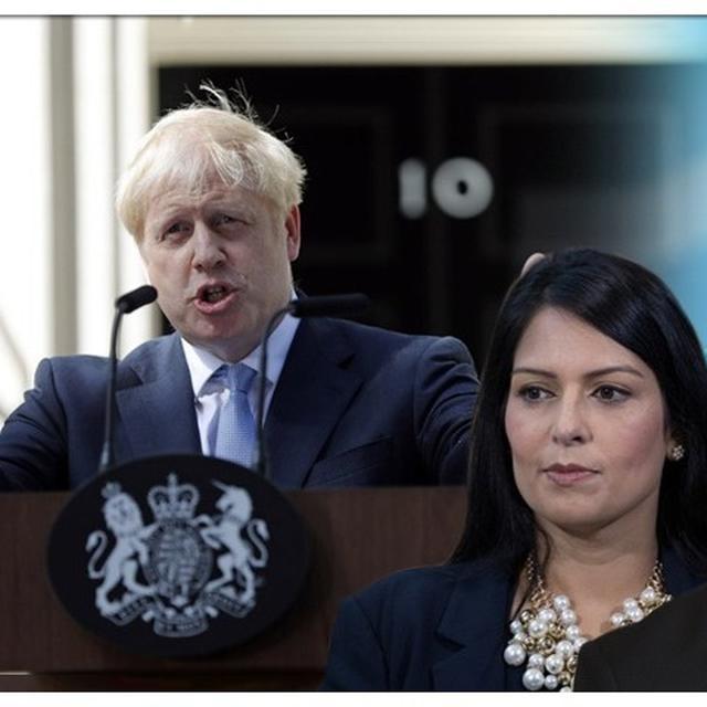 PRITI PATEL, ALOK SHARMA AND RISHI SUNAK: 3 INDIAN-ORIGIN MINISTERS IN UK PM BORIS JOHNSON'S CABINET