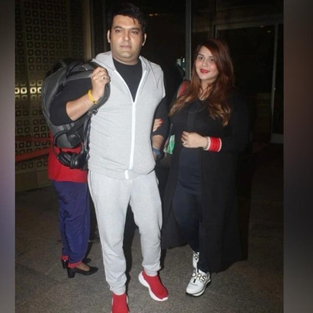 KAPIL SHARMA WILL SOON BE A FATHER! COMEDIAN CONFIRMS WIFE GINNI CHATRATH'S PREGNANCY