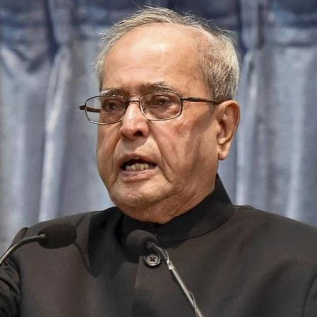 PUBLIC CONSULTATION NECESSARY FOR LAWS TO BECOME SUCCESSFUL, SAYS FORMER PRESIDENT PRANAB MUKHERJEE
