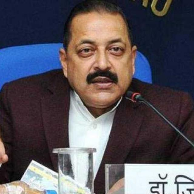 CONG, NC MISUSED ART 370 FOR POLITICAL GAINS: JITENDRA SINGH