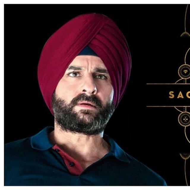 "SACRED GAMES: SAIF ALI KHAN SAYS, ""SEASON ONE IS QUITE BASIC, SEASON TWO IS WHERE WE CHANGE GEARS!"""