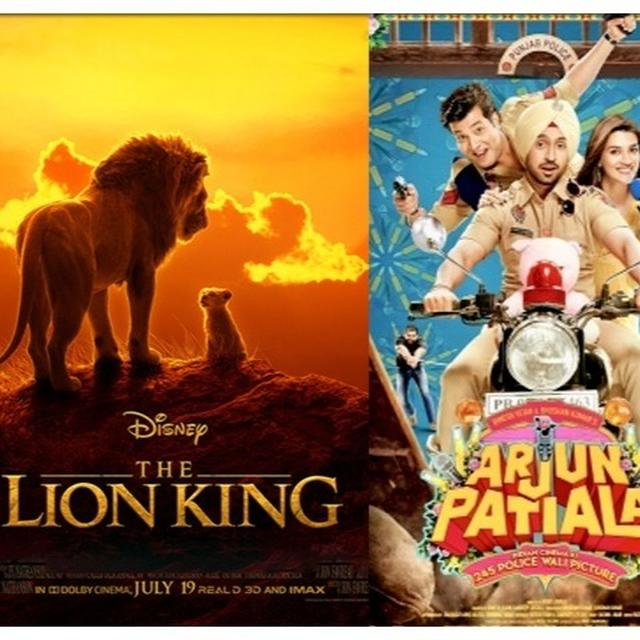 'THE LION KING' BEATS 'JUDGEMENTALL HAI KYA', 'ARJUN PATIALA' AT BOX OFFICE TO HIT MAJOR MILESTONE