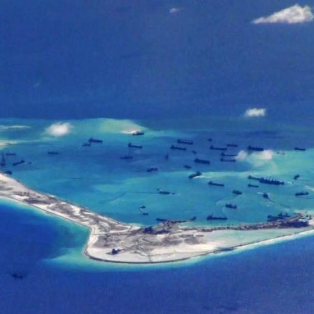 VIETNAM BRIEFS INDIA ABOUT CHINESE ACTION IN SOUTH CHINA SEA