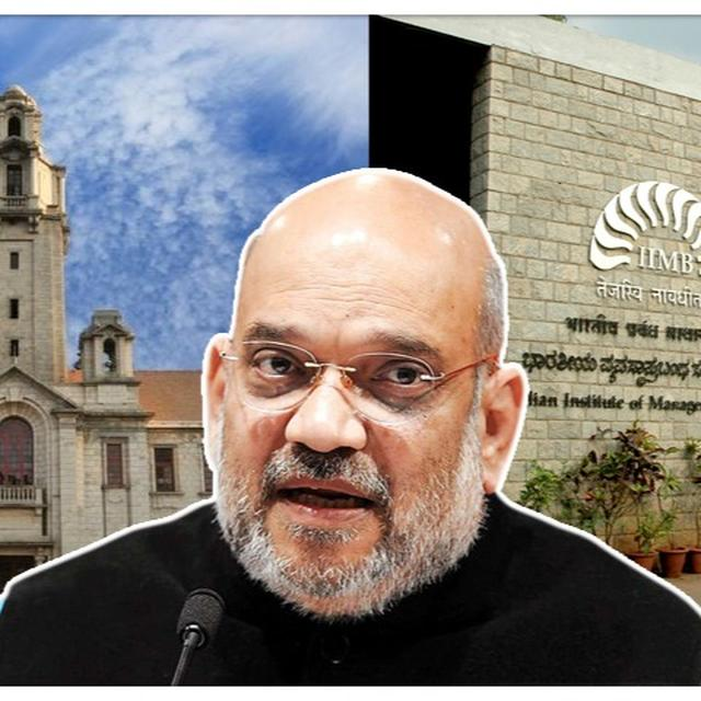 BJP ATTACHES 40 STUDENTS FROM INSTITUTES LIKE IIM, IISC WITH ITS MPS AS INTERNS