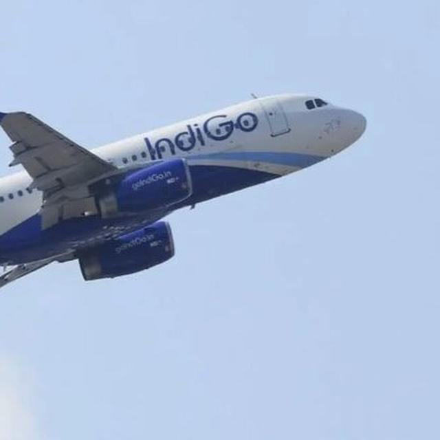 INDIGO PLANE ABORTS TAKE-OFF AT BHOPAL AIRPORT DUE TO TECHNICAL SNAG IN WHEELS