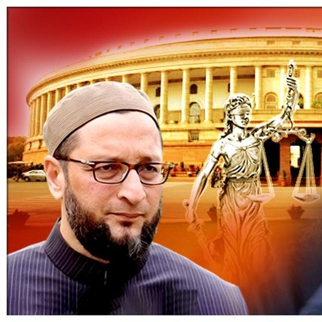TRIPLE TALAQ BILL PASSED: AIMIM'S ASADUDDIN OWAISI HITS OUT, CLAIMS BILL 'FORCES WOMAN TO STAY MARRIED TO IMPRISONED MAN'
