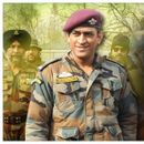 MS DHONI JOINS ARMY IN SRINAGAR, VISUALS OF HIM ARRIVING ACCESSED