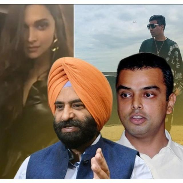 KARAN JOHAR'S PARTY: MANJINDER SIRSA REFUSES TO APOLOGISE FOR 'DRUGS' ALLEGATION AMID MILIND DEORA'S DENIAL