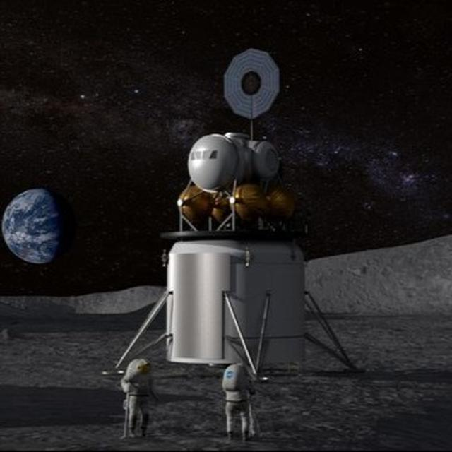 NASA PREPARES TO LAND HUMANS ON THE MOON BY 2024